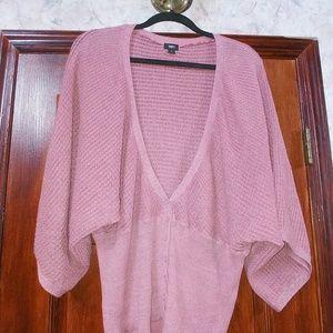 Shimmer pink shirt